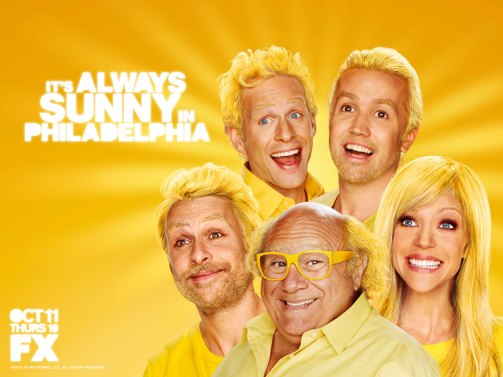 Its Always Sunny Frank Leather Couch